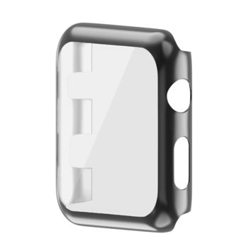 Full Body Frame Cover Snap On Case + Screen Protector For Apple Watch 3 38/42mm