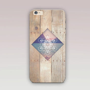 Sacred Geometry Phone Case - iPhone 6 Case - iPhone 5 Case - iPhone 4 Case - Samsung S4 Case - iPhone 5C - Tough Case - Matte Case - Samsung