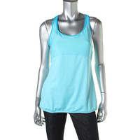 New Balance Womens Stretch Contrast Trim Tank Top