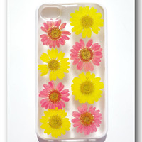 Handmade iPhone 4/4S case Resin with Real F by Annysworkshop