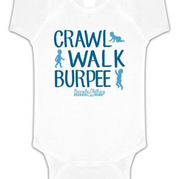 Crawl Walk Burpee