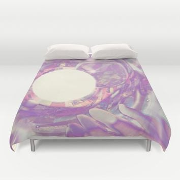 Space Duvet Cover by Ben Geiger