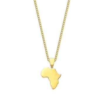 Mister Africa Necklace
