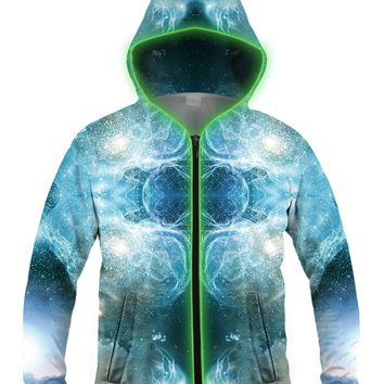 Spaced Out Light Up Hoodie