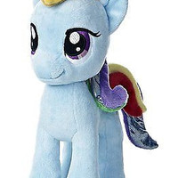 "My Little Pony Dash 10"" Plush Character Toy Stuffed Animal-Dash Plush-brand new!"