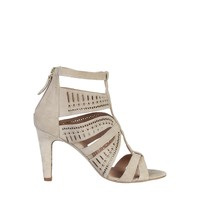 Pierre Cardin Taupe Leather Sandals