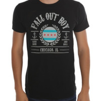 Fall Out Boy Chicago T-Shirt