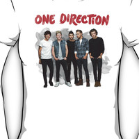 ONE DIRECTION WATERCOLOR Women's T-Shirt