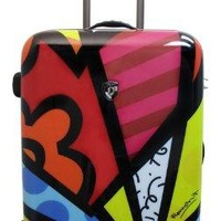 Heys USA Luggage Britto New Day 26 Inch Hard Side Suitcase