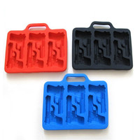 Gun Ice Tray ▲ $7 - Brickell Collection | Modern Furniture Store | Modern Deals | Free Shipping |
