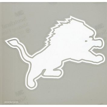 Detroit Lions - Logo Cutout Decal