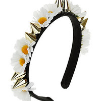 Daisy Spike Headband