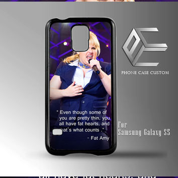 Fat Amy Pitch Perfect case for iPhone, iPod, Samsung Galaxy
