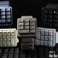 Retro To Go: Keypad Watch by Click Watches