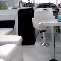1995 WELLCRAFT CABIN CRUISER 26' WITH NEW COMPLETE MOTOR