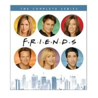 Friends: The Complete Series: Amazon.ca: Jennifer Anniston, Courteney Cox, Lisa Kudrow: DVD