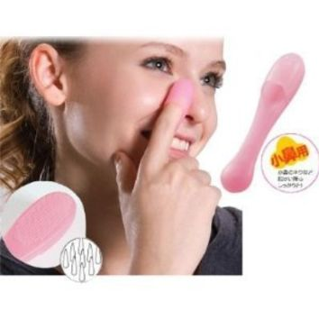 Amazon.com: BDS - Blackhead Acne Remover/ Remover/ Stick Brush Cleansing Pad: Beauty