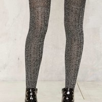 Rise Above Knit Knee-Socks