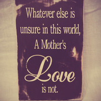 Custom Quotable Signs - Mothers Day Signs - Gift Ideas