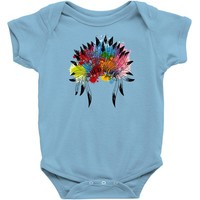 native american Baby Onesuit