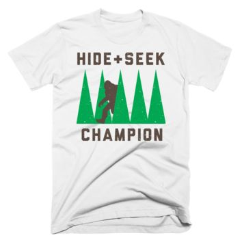 Hide And Seek Champion (Big Foot)