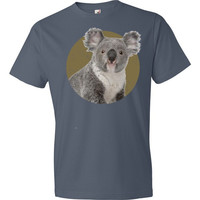 Koala Bear Short sleeve unisex t-shirt