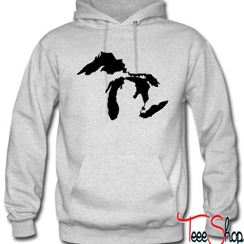 The Great Lakes hoodie