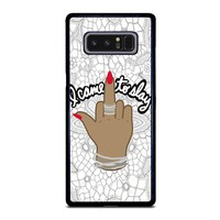 BEYONCE I CAME TO SLAY Samsung Galaxy Note 8 Case Cover