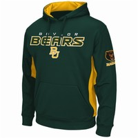 Baylor Bears Charger Pullover Hoodie – Green
