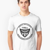 'Tyrell Corporation' T-Shirt by FlyNebula