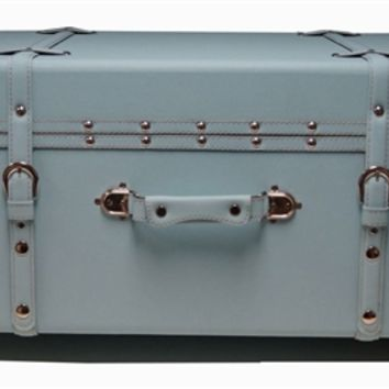 The Sorority College Dorm Trunk - Calm Blue