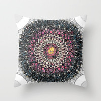 :: Rotunda :: Throw Pillow by GaleStorm Artworks | Society6