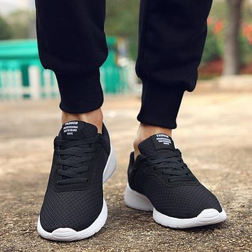 Men's Casual Lightweight Breathable Tennis Shoes