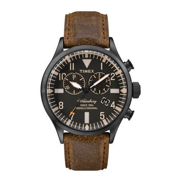 Timex Originals - Waterbury Chronograph Brown