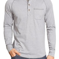 The North Face Men's 'Seward' Pocket Henley,
