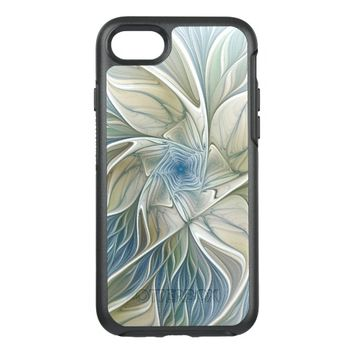 A Floral Dream Pattern Abstract Fractal Art OtterBox Symmetry iPhone 7 Case
