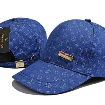 LV Cap Adjustable Golf  Baseball Hat