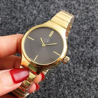 CK Calvin Klein Woman Men Fashion Print Watch Business Watches Wrist Watch Lack Watch Dial G-Fushida-8899