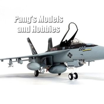 Boeing F/A-18E (F-18) Super Hornet VFA-137 Kestrels USS Carl Vinson - 1/72 Scale diecast metal model by JC Wings
