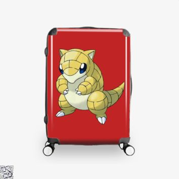 Sandshrew, Pokemon Suitcase