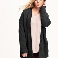 Old Navy Cocoon Open Front Cardigan