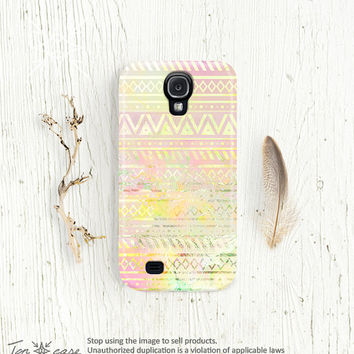 Samsung galaxy s3 case tribal samsung galaxy note 2 case aztec pink, Native samsung galaxy s4 case, samsung galaxy s3 cover /c19