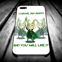 Loki Avengers iPhone 4/4s/5/5s/5c/6/6 Plus Case, Samsung Galaxy S3/S4/S5/Note 3/4 Case, iPod 4/5 Case, HtC One M7 M8 and Nexus Case **