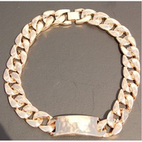 Celine Inspired Thick ID Choker Necklace - Online Fashion Accessories - With Love Kirsten