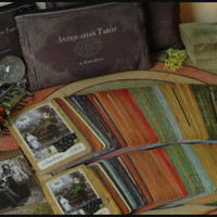 Antiquarian Tarot Deck