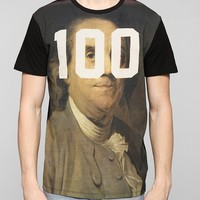 Poolhouse Benjamin Franklin 100 Tee