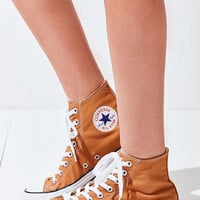 Converse Chuck Taylor All Star Orange High Top Sneaker | Urban Outfitters