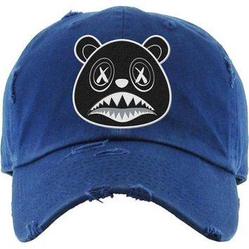 Oreo Baws Navy Blue Dad Hat