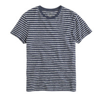 J.Crew Mens Field Knit Striped T-Shirt