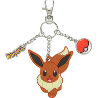 Pokemon Eevee Charm Key Chain